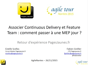 associer continuous delivery et feature team