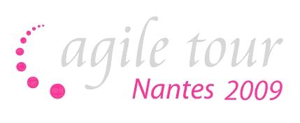 Logo Agile Tour Nantes 2009