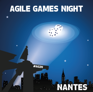 Agile Game Night Nantes Logo